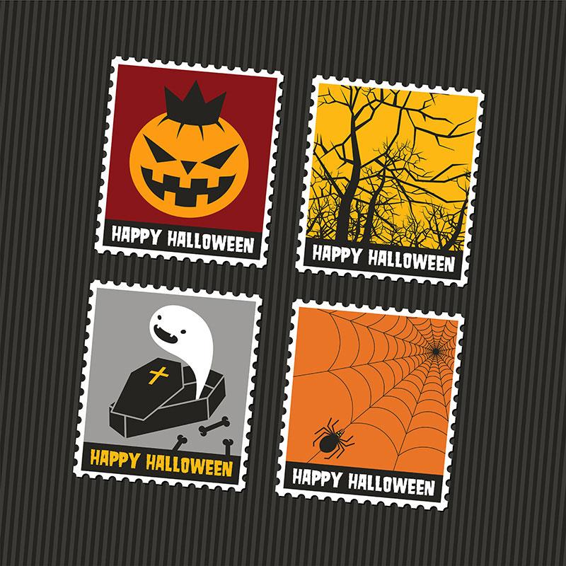 Illustrazioni Halloween