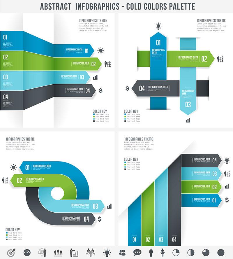 Illustrazioni infographic