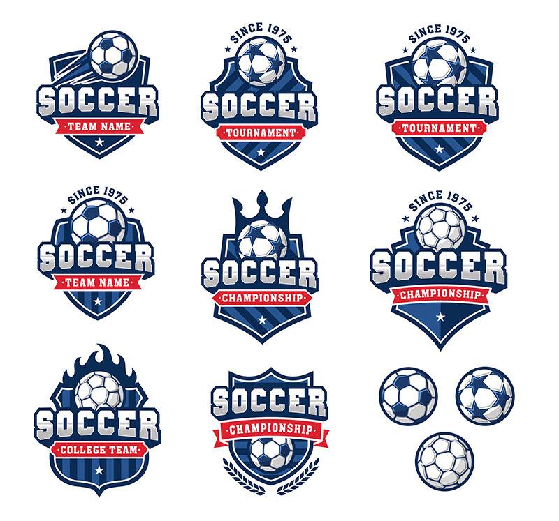 Illustrazioni soccer